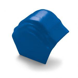 ครอบโค้งปิดปลาย (ระบบครอบ 3 ชิ้น) ไฟเบอร์ซีเมนต์ เอสซีจี รุ่นพรีม่า สีน้ำเงินทอประกาย