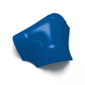 ครอบโค้ง 3 ทาง ไฟเบอร์ซีเมนต์ เอสซีจี รุ่นพรีม่า สีน้ำเงินทอประกาย