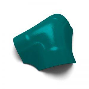 ครอบโค้ง 3 ทาง ไฟเบอร์ซีเมนต์ เอสซีจี รุ่นพรีม่า สีเขียวทอประกาย