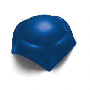 ครอบ 4 ทาง (ระบบครอบชิ้นเดียว) ไฟเบอร์ซีเมนต์ เอสซีจี รุ่นพรีม่า สีน้ำเงินไพลิน