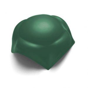 ครอบ 4 ทาง (ระบบครอบชิ้นเดียว) ไฟเบอร์ซีเมนต์ เอสซีจี รุ่นพรีม่า สีเขียวกฤษณา