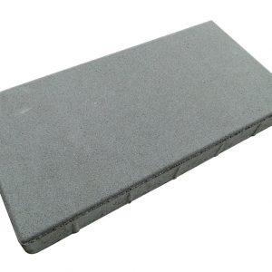 บล็อกปูพื้น เอสซีจี รุ่นศิลาเหลี่ยม ขนาด 30 x 60 x 6 ซม. สีเทา