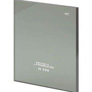 Shinkolite Heat cut Noble Green ขนาด 1380x4000 หนา 6 มม.
